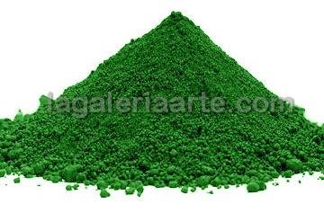 Pigmento Puro Verde Esmeralda 50gr