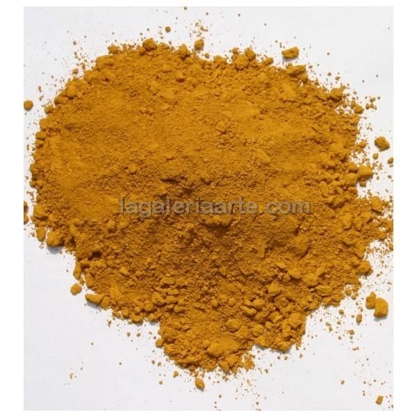 Pigmentos Puro Amarillo Marte Medio 50gr