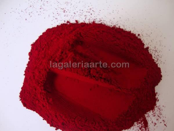 Pigmento Puro Rojo Monoazoico Carmesi 100ml