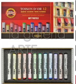 Caja de 12 Pasteles TOISON D´OR