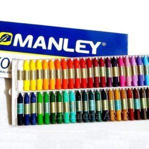 Caja Ceras MANLEY 50 unidades