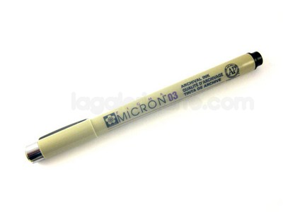Rotulador Calibrado Pigma Micron 03