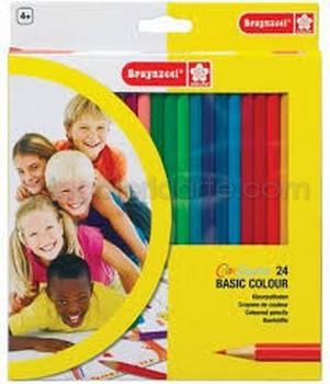 Lapices de color Bruynzeel 24 Unidades