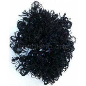 Pelo Negro Rizos 15g