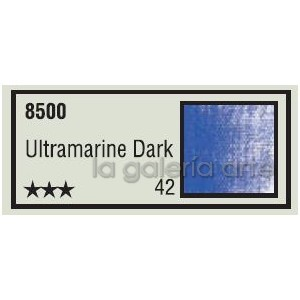 Pastel TOISON D´OR 8500 Azul Ultramar nº 42