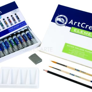 Combi Set Acuarela 12x12ml ArtCreation Talens