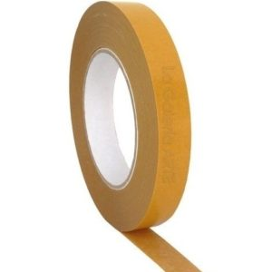 Cinta Adhesiva Doble Cara Transparente 50mm x 10metros
