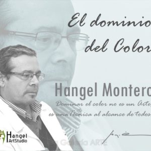 DVD El Dominio Del Color (Libro PDF La Obtencion del Color+Video El Metodo, Hangel Montero)
