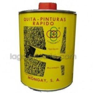 Quita-Pinturas Rapido 5 Aros Mongay 500ml