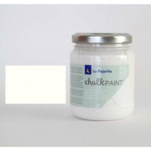 Pintura Tiza Chalk Paint La Pajarita 01 Blanco Nube 75ml