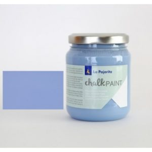 Pintura Tiza Chalk Paint La Pajarita 14 Azul Horizonte 75ml