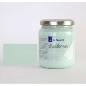 Pintura Tiza Chalk Paint La Pajarita 20 Mint 75ml