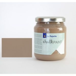 Pintura Tiza Chalk Paint La Pajarita 25 Marron Eiffel 75ml