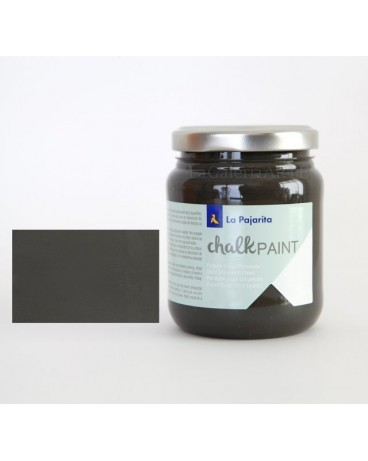 Pintura Tiza Chalk Paint La Pajarita 27 Casi Negro 75ml
