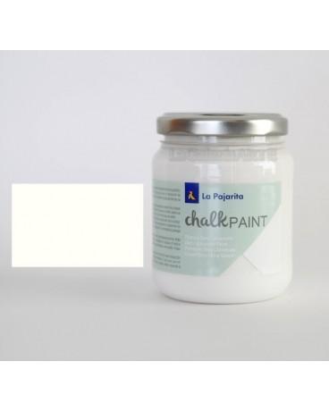 Pintura Tiza Chalk Paint La Pajarita 01 Blanco Nube 500ml