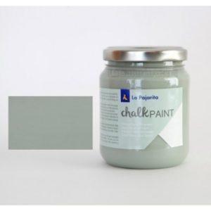 Pintura Tiza Chalk Paint La Pajarita 22 Gris Kyoto 500ml