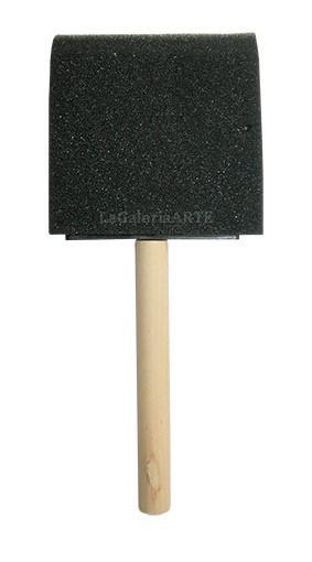 Pincel Foam Plano ArtCreation 40mm