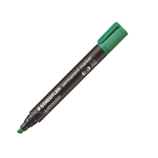 Marcador STAEDTLER Lumocolor 350 Verde