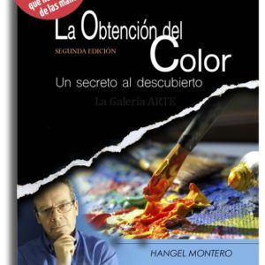 Libro La Obtencion del Color, un secreto al descubierto