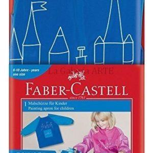 Babi Infantil FABER-CASTELL Azul