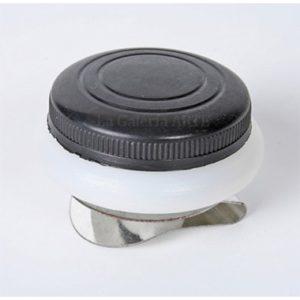 Pocillo plastico con tapa de rosca 50mm TALENS