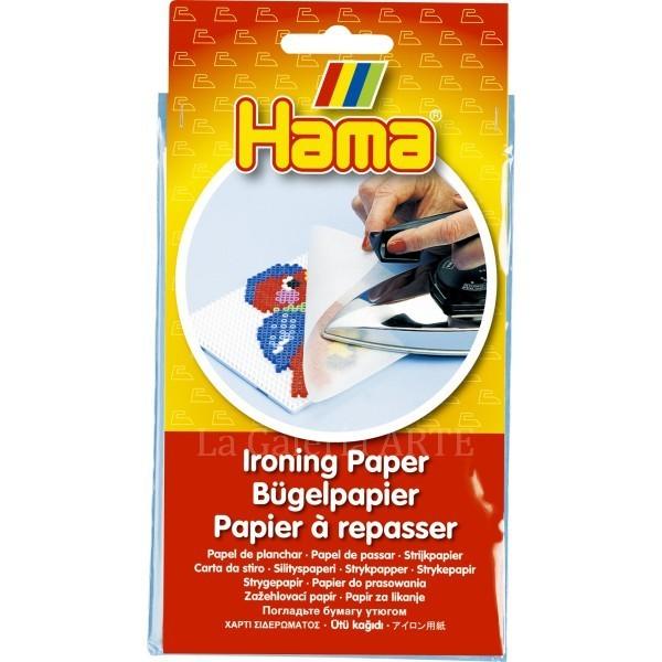 Papel de Planchar Hama