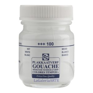Gouache Talens 50ml 100 Blanco