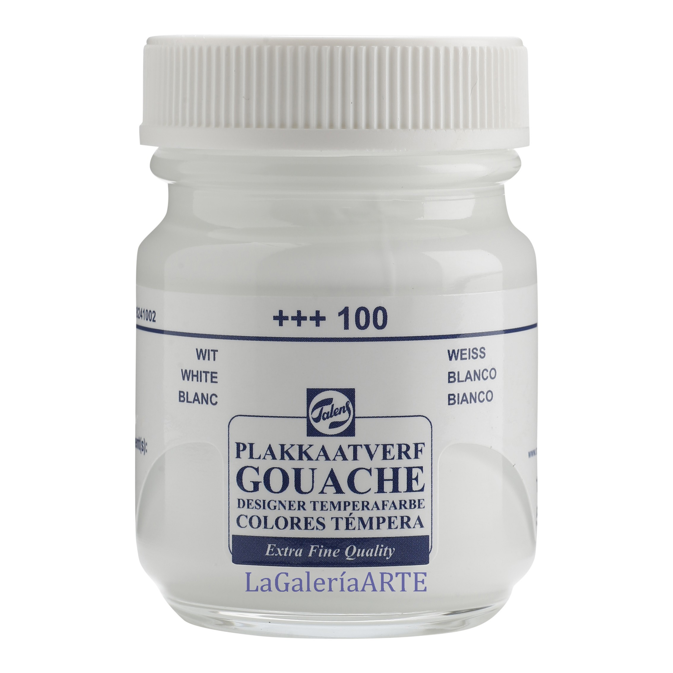 Gouache Talens 50ml 100 Blanco