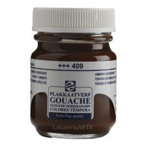 Gouache Talens 50ml 409 Tierra Sombra Tostada