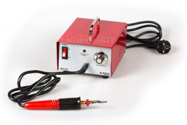 Pirograbador Electronico de una toma REIG