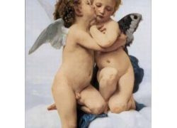 Puzzle 1000 The First Kiss, W Bouguereau