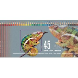 Estuche 45 Colores Bruynzeel Camaleon