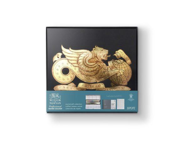 Estuche Acuarela WINSOR & NEWTON Professional Coleccion de Regalo 12 Pastillas