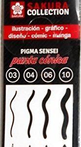 Set Rotuladores PIGMA SENSEI Ilustracion, Comic, Manga SAKURA