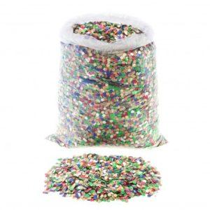 Confetti Multicolor Saco 10 kg