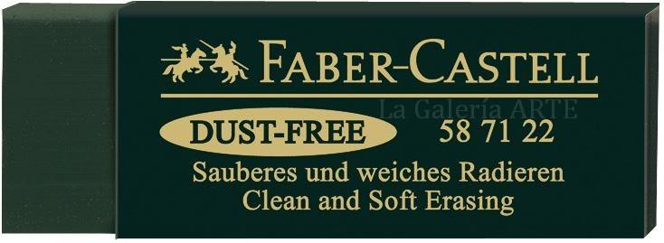 Goma de Borrar FABER-CASTELL 587122
