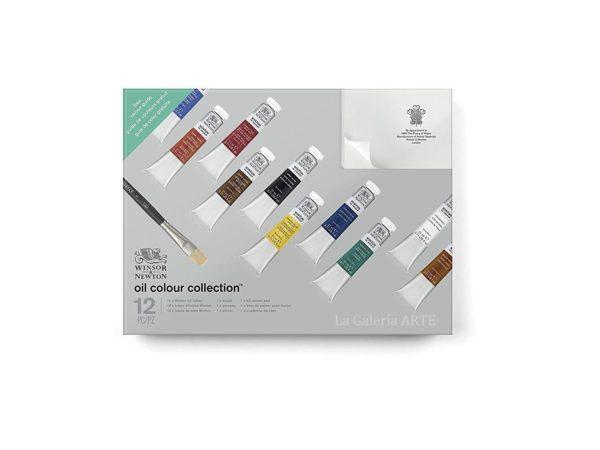 Set Regalo 10 Oleo Colour Collection 21ml Winsor & Newton