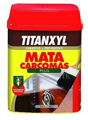 Mata Carcomas PLUS TITANXYL TITAN 750 ml
