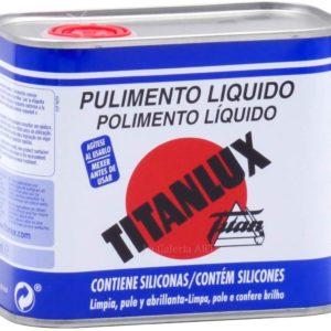 Pulimento Liquido 375ml TITAN