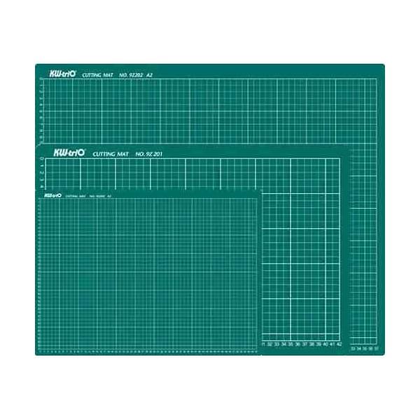 Plancha de Corte A3 45x30cm Verde