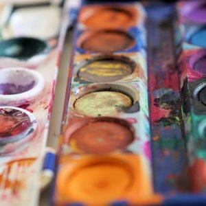 Colores Acuarelas