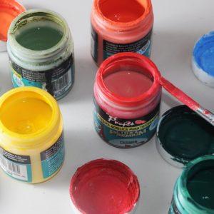 Colores Temperas
